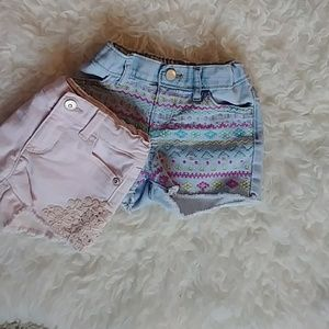 Other - b o h o chique shorts 2T